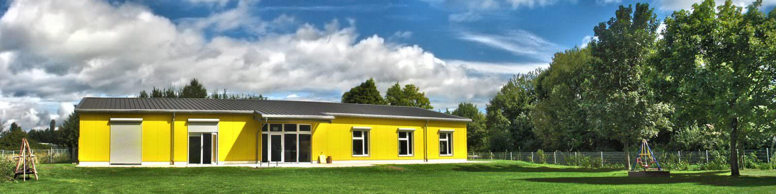 FCG Germersheim - Gebäude